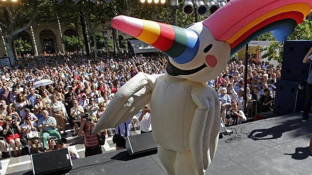 Curro, la mascota de la Expo92, cumple veinticinco años