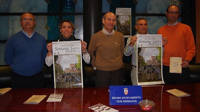 El Concurso de Carteles de la Semana Santa Andaluza se traslada a La Almona