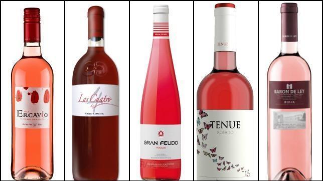 Diez de los mejores vinos rosados espa oles del a o abc - Mejores arquitectos espanoles ...