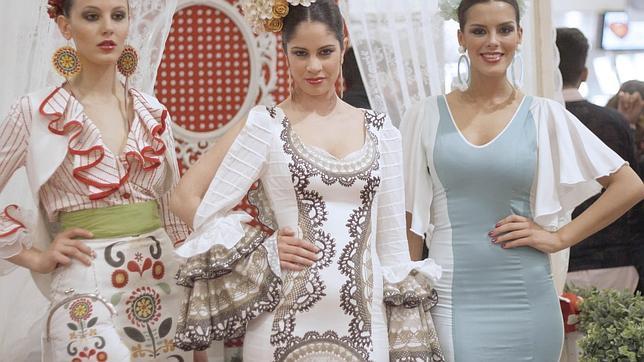 Cómo hacer un vestido de flamenca con una funda nórdica de Ikea
