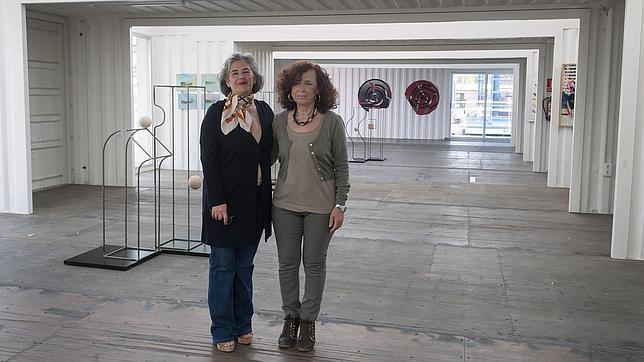 El Muelle de las Delicias, un nuevo espacio del arte contemporáneo sevillano