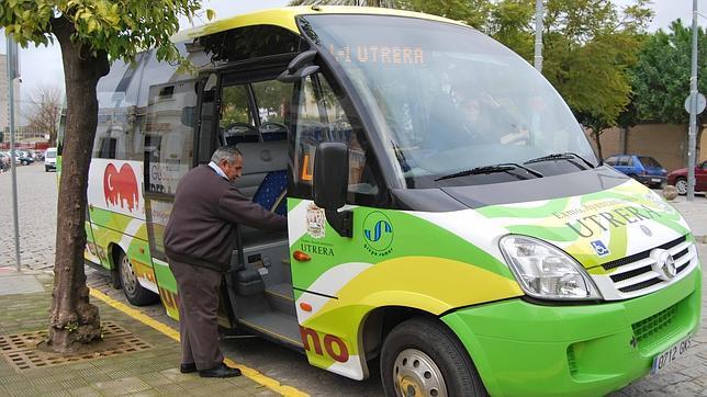 Utrera busca un autobús urbano más eficiente