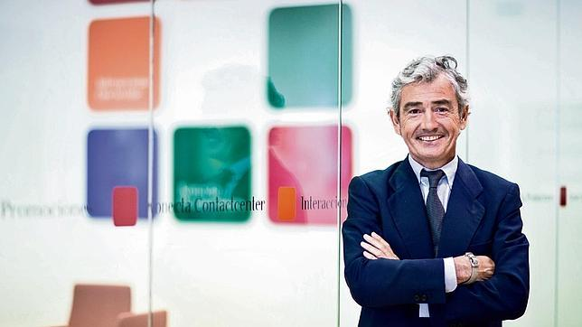 José María Pacheco, presidente del grupo Konecta