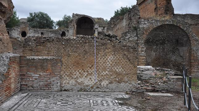 Sevillanos en la Roma de Adriano