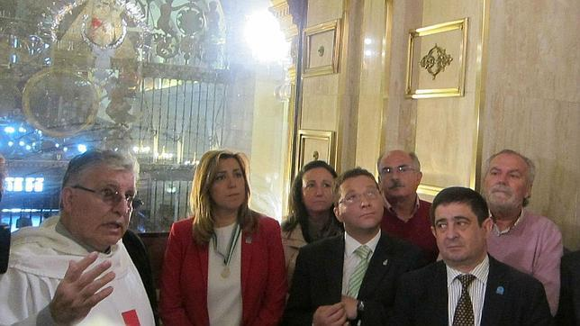 El PSOE de Jaén, en contra del monumento a la Virgen de la Cabeza
