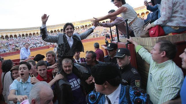 Diego Ventura, novena Puerta del Príncipe