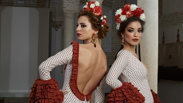 Las tendencias flamencas de los diseñadores nazarenos
