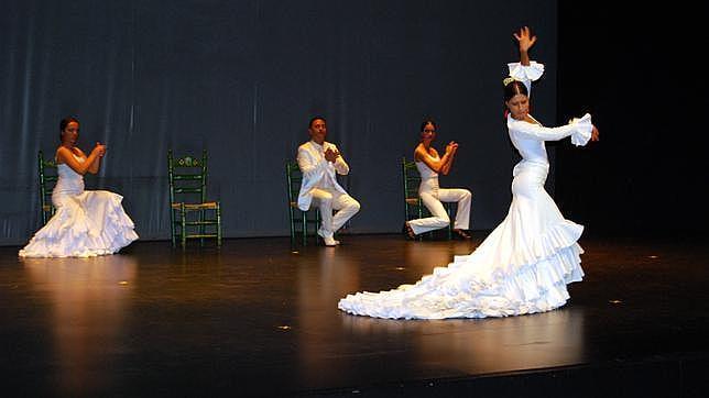 Flamenco en estado puro como previa de la Feria de Mayo