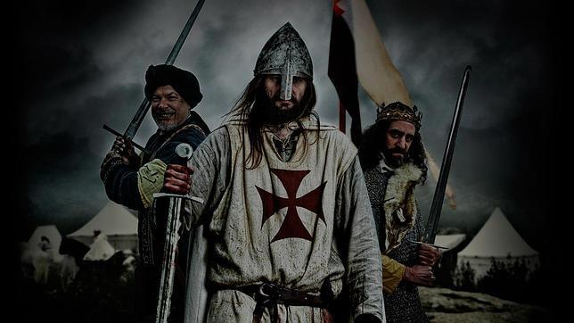 Imagen promocional de «Templarios»