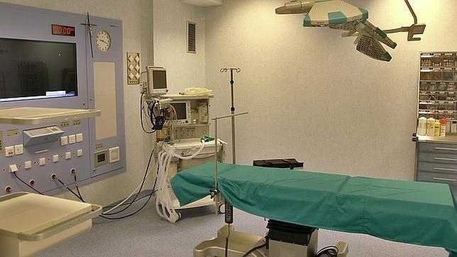 Parte del nuevo equipamiento de la clínica de Fátima