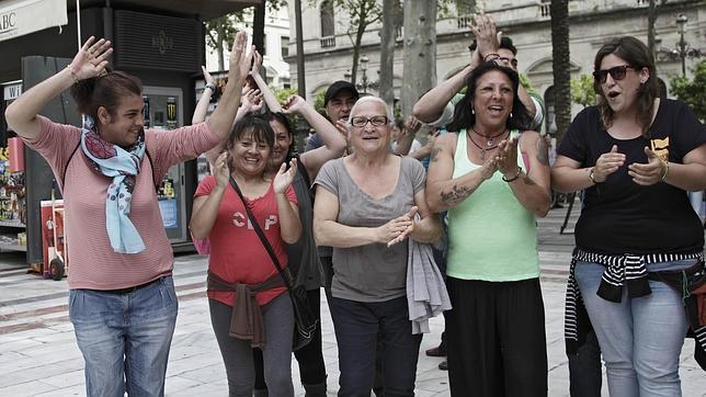 La Junta echa a la trabajadora social que no aprobó el realojo de La Corrala Utopía