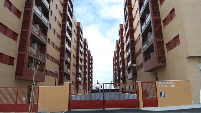 Concluyen las obras de las viviendas «Residencial Abelia» en Entrenúcleos