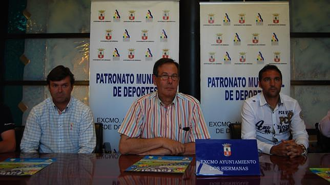Un torneo de fútbol reúne a 80 equipos de toda Andalucía