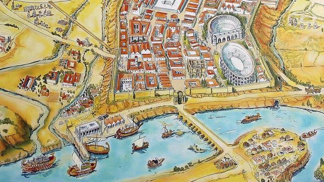 El puerto fluvial, la razón de ser de Córdoba