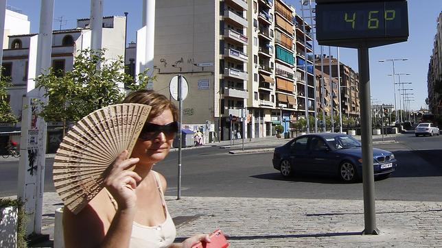 ¿Cómo será el clima de Sevilla dentro de cien años?