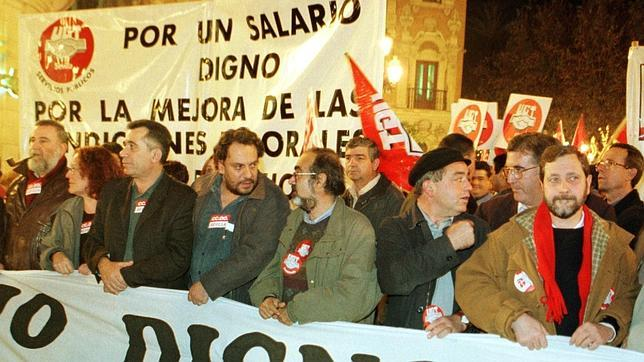 Un juez cercano al PSOE dio carpetazo a un caso de desvío de fondos de UGT-A