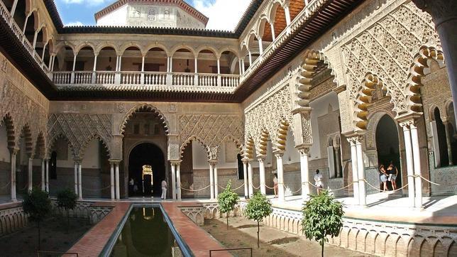El Patio de las Doncellas del Alcázar de Sevilla será sede de Juego de Tronos
