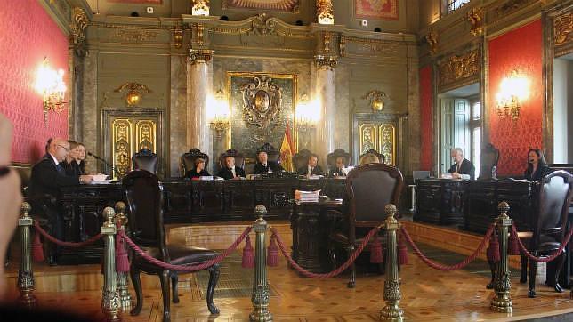 El tribunal supremo ratifica la condena de 40 a os a bret n for Sala 4 tribunal supremo