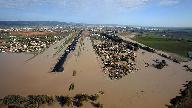 La Junta, condenada a pagar los daños de la riada de 2010