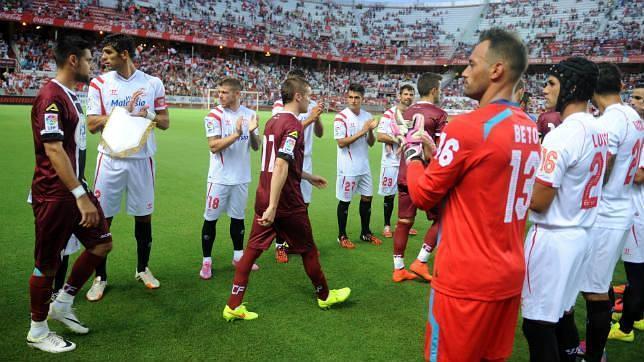 Primera derrota ante un Sevilla más rodado