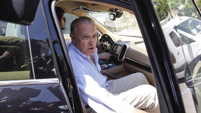 La Junta pagó al hijo de Ojeda un máster en Nueva York de 107.000 euros