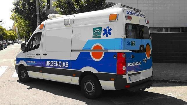También hay recortes en los medios materiales, como es el caso de las ambulancias