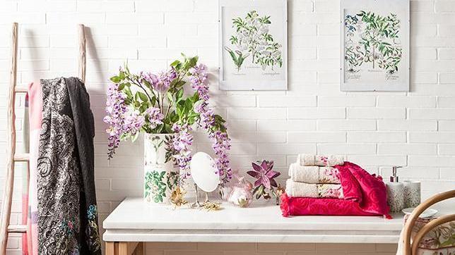 Cinco tendencias para decorar tu ba o con estilo - Zara home almeria ...