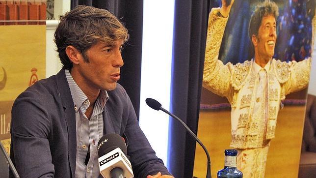 Manuel Escribano «rompe» el hermetismo de los toreros horas antes de vestirse de luces