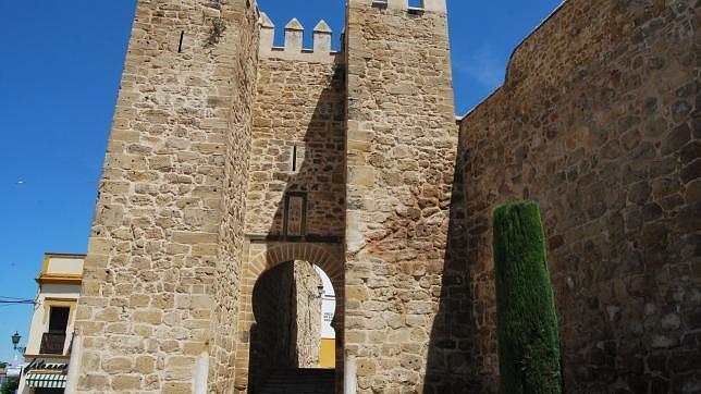 El Arco de la Rosa es uno de los rincones más conocidos de Marchena