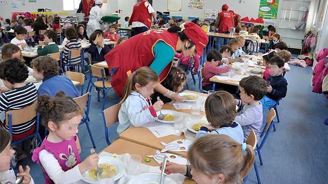 El ayuntamiento pedir a la junta m s plazas para los comedores escolares - Comedores escolares malaga ...