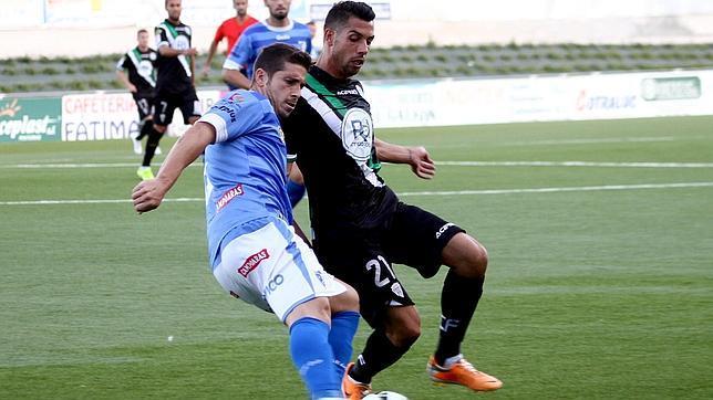El Córdoba gana con remontada al Lucena (1-3)