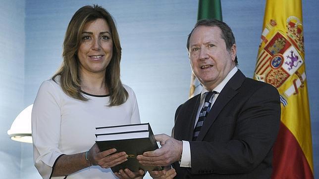 Cinco letrados del Consejo Consultivo ganan más que Susana Díaz