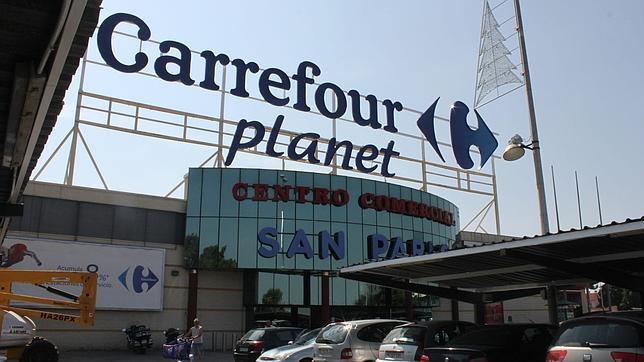Carrefour san pablo generar nuevos puestos de trabajo al for Casetas carrefour