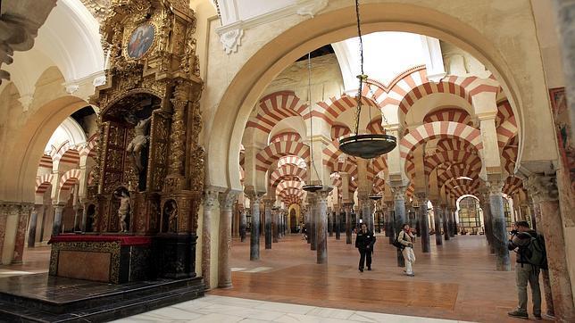 El parlamento rechaz el recurso sobre la mezquita por for Interior mezquita de cordoba