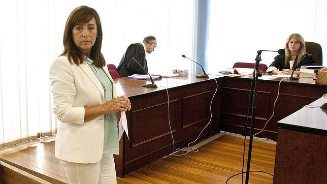 La exalcaldesa de Jerez de la Frontera, Pilar Sánchez, condenada a dos años de prisión