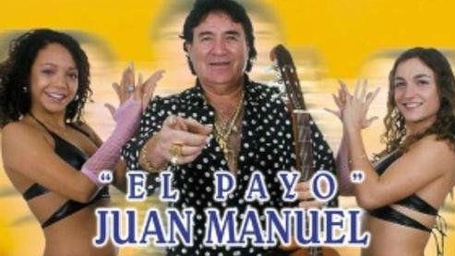 El «Payo Juan Manuel» también participó en el programa Crónicas Marcianas