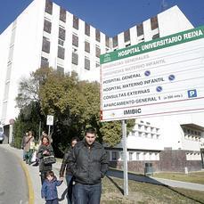 hospital reina sofia de cordoba: