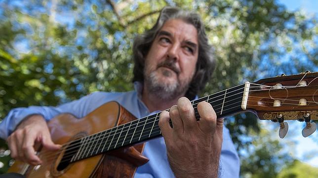 Rafael Riqueni, Giraldillo a la Maestría de la Bienal de Flamenco 2014