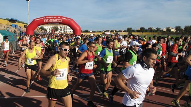 """Resultado de imagen de Media Maratón """"Tierra y Olivo"""""""