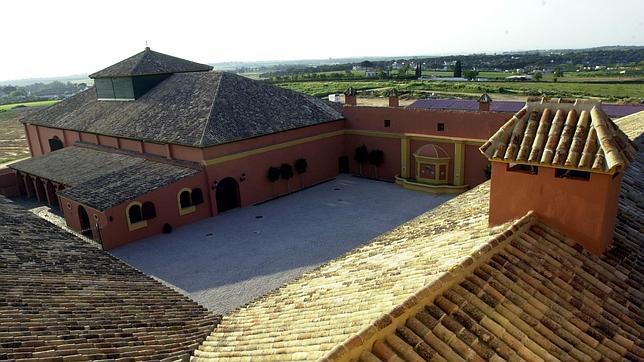 Ponen a la venta el hotel de lujo hacienda la boticaria - Hacienda la boticaria sevilla ...