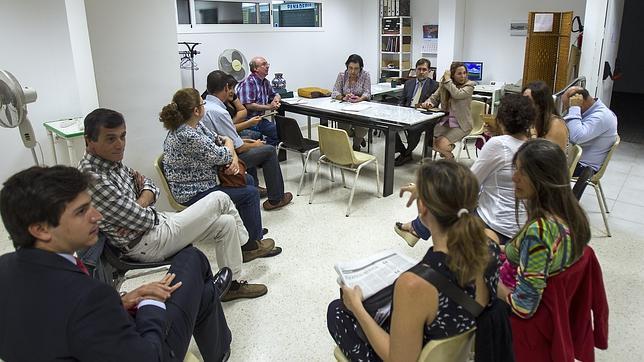 Afectados por los ruidos en Sevilla crean una asociación para ir a los tribunales