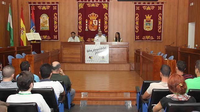 Más de 130 jóvenes empiezan este lunes a trabajar dentro del Plan Empleo de la Junta
