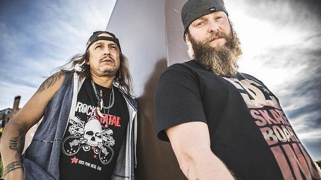 Pepe Bao y Andreas Lutz presentan su nuevo disco el día 21 de noviembre en la Sala Custom