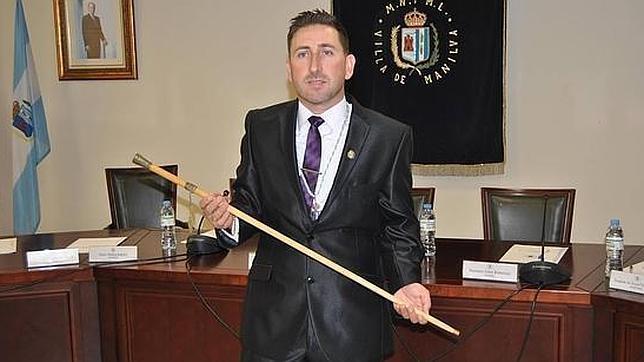 Diego Urieta, nuevo alcalde de Manilva