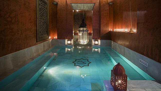 Diez lugares para relajarse en sevilla abc de sevilla - Spa banos arabes sevilla ...