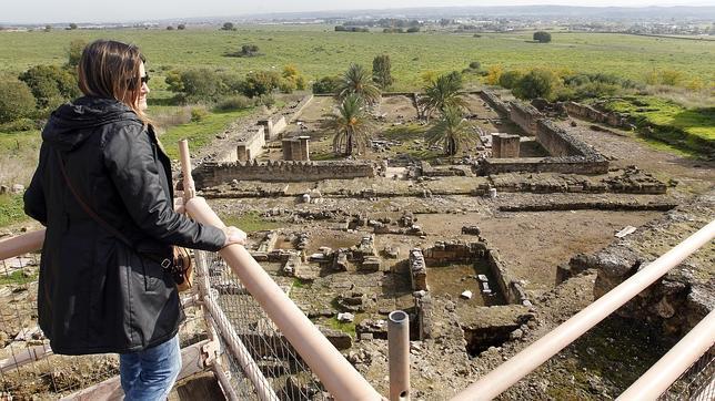 El yacimiento arqueológico de Medina Azahara