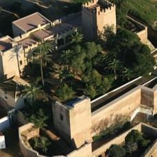 Mairena del Alcor prepara su Belén viviente junto al Castillo - abcdesevilla.es