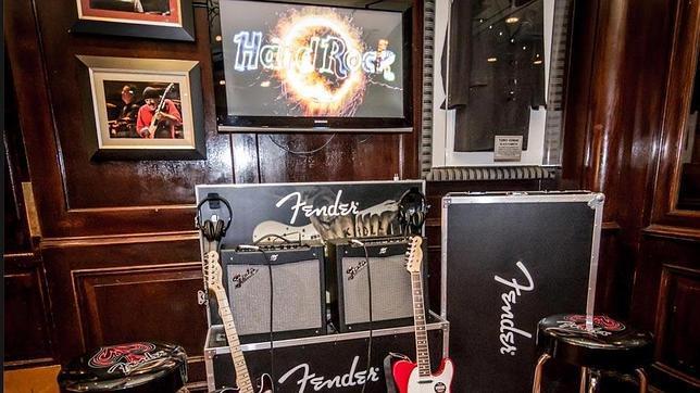 Hard Rock Café abre en Sevilla: así son sus establecimientos por el ...