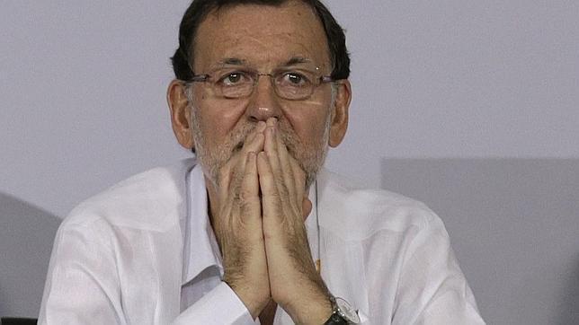 Rajoy vuelve a elogiar a Rubalcaba frente a un Sánchez poco «leal»