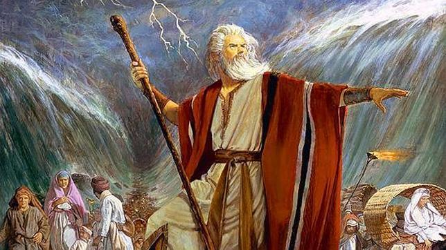¿Pudo Moisés separar las aguas del Mar Rojo? Una explicación científica